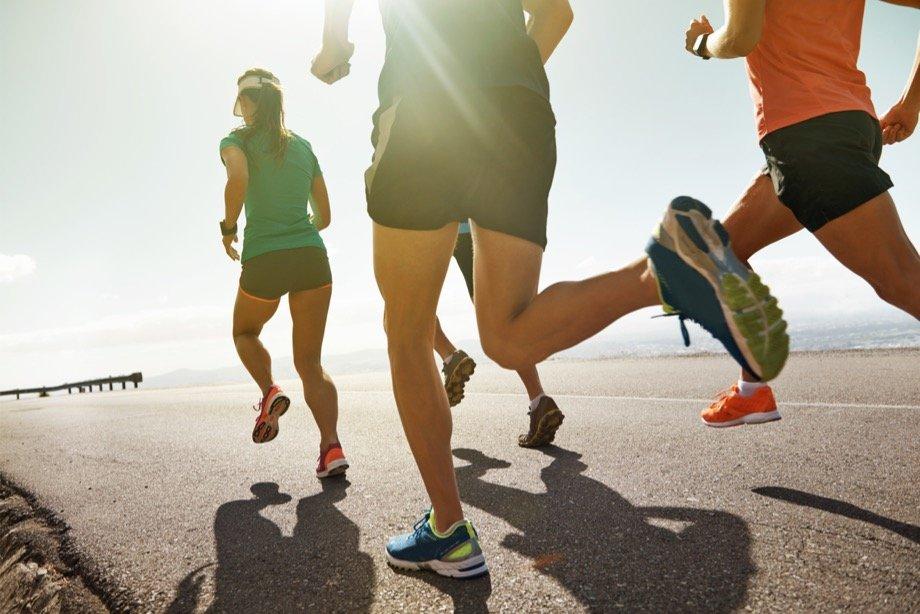 Какой бывает бег: дистанции для бега, где можно побегать