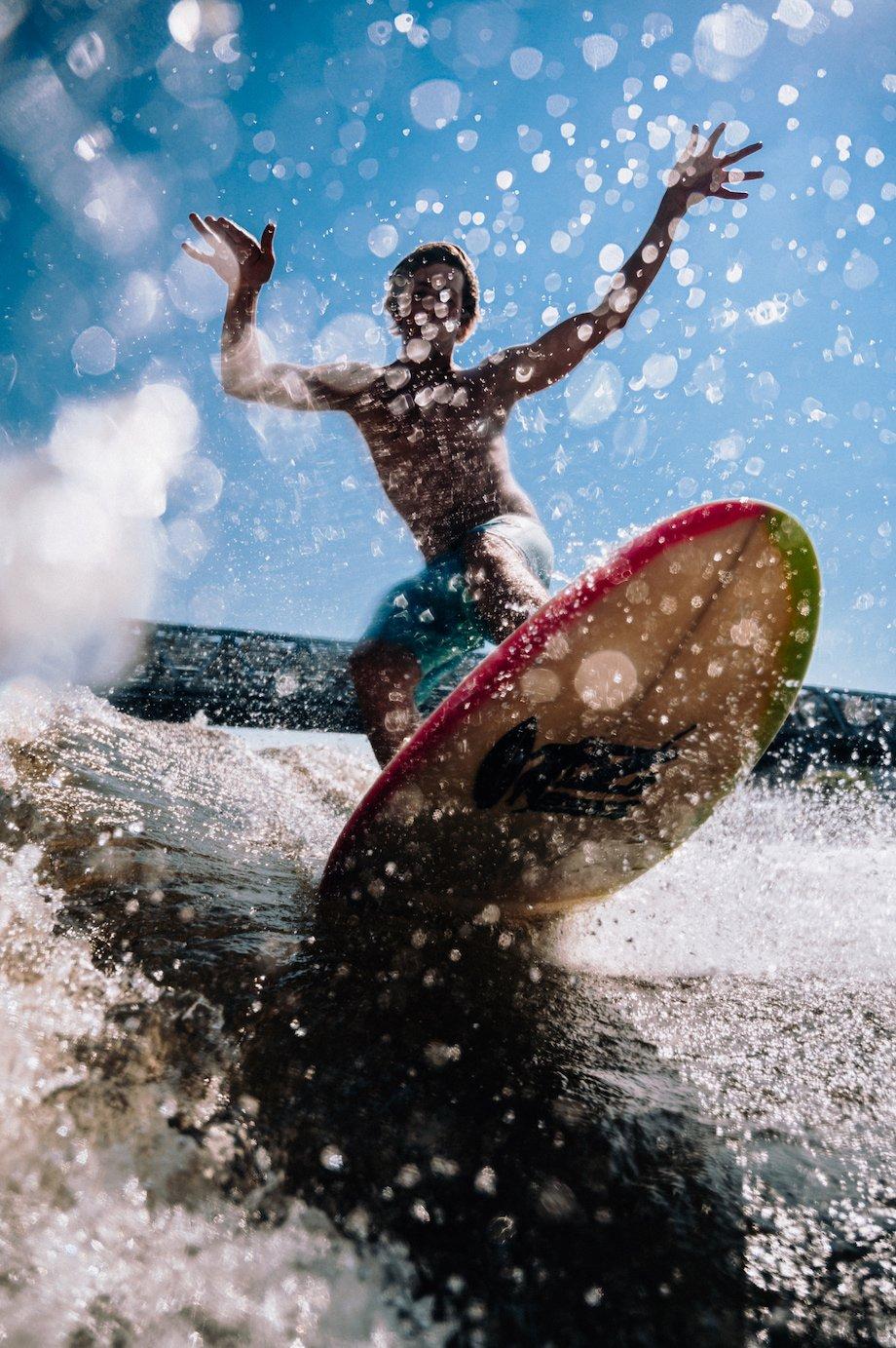 Что такое вейксёрфинг: как начать кататься, где кататься на вейксёрфе в Москве