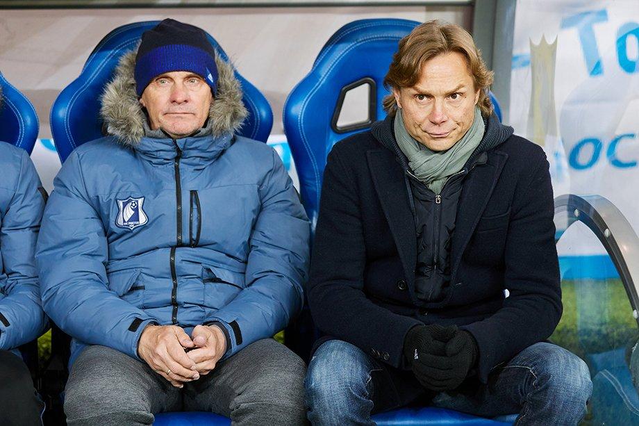 «Очень хотел вернуть Акинфеева в сборную». Большое интервью с Кафановым