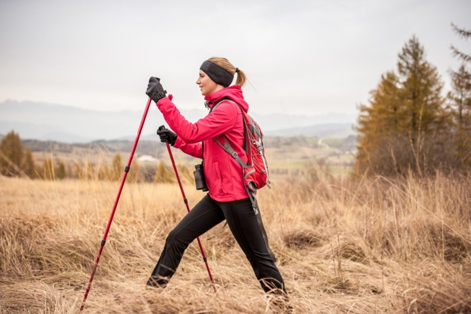 Скандинавская ходьба с палками для похудения, техника для начинающих, как правильно ходить, чтобы похудеть