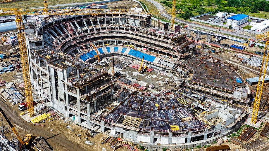 Самые дешёвые билеты на МЧМ-2023, стадионы МЧМ-2023 в Новосибирске и Омске