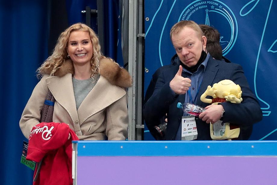 Тренер фигуристов Этери Тутберидзе создала свой бизнес – зачем, комментарий юриста, борьба с Плющенко
