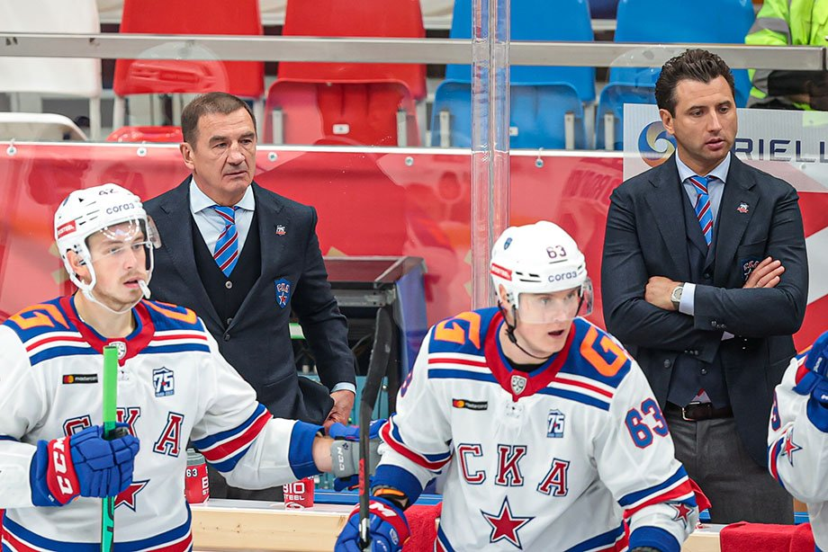 Леонид Вайсфельд — о старте КХЛ сезона-2021/2022, разбор игры всех команд