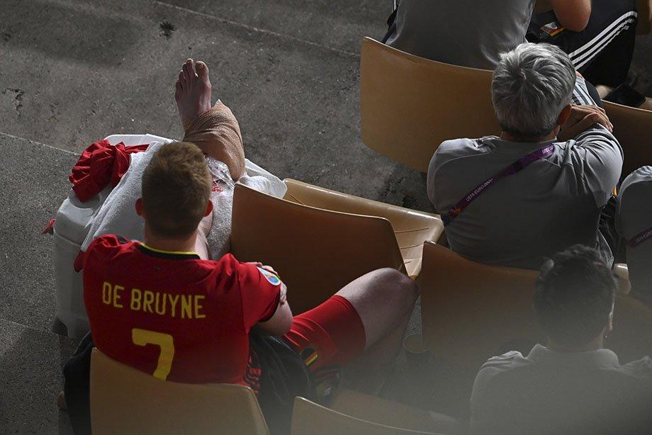 Как же жаль Кевина Де Брёйне. Конец сезона и Евро — сплошная драма