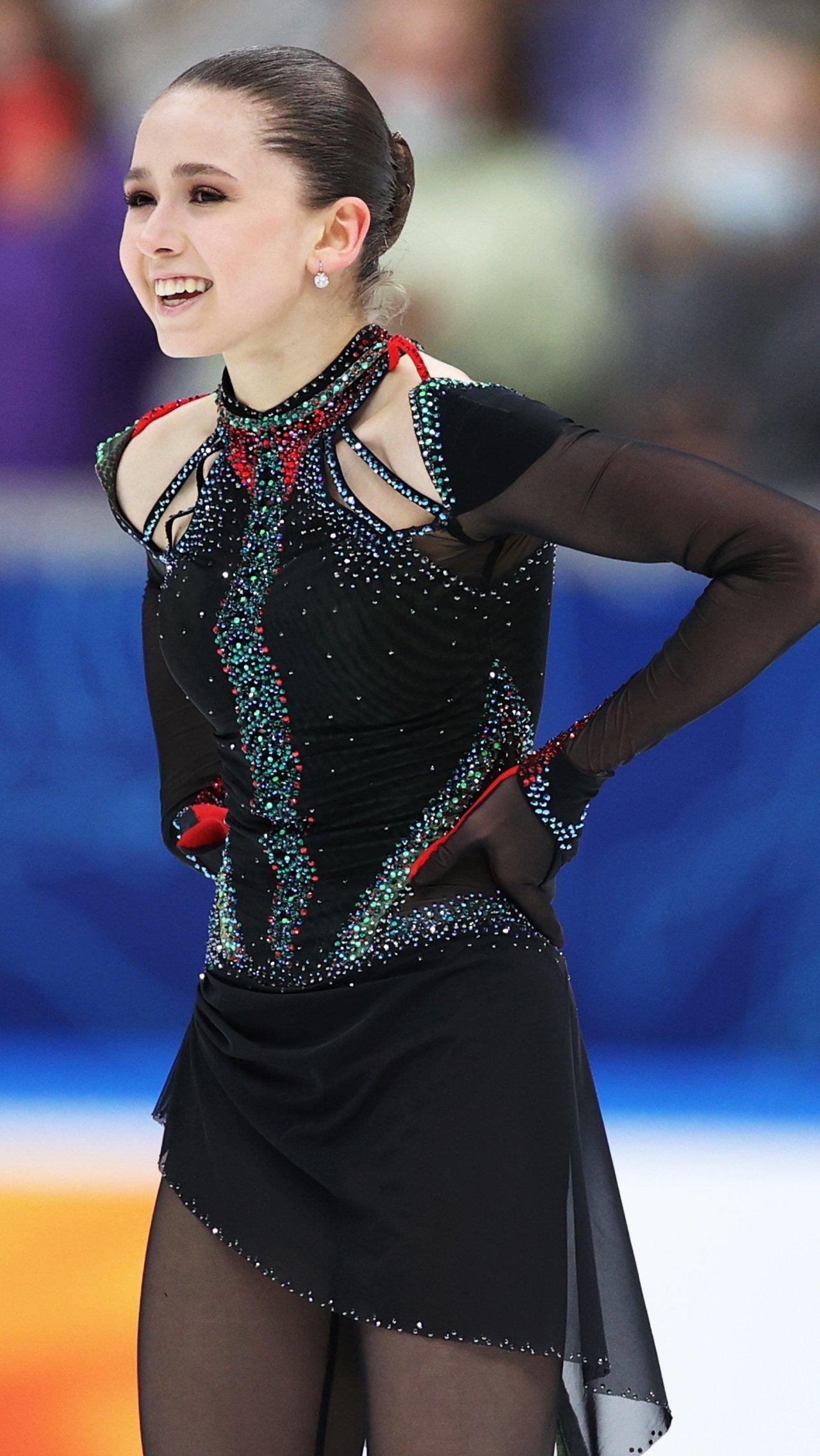 Прорывом сезона стала Камила Валиева, которая по международным правилам считалась ещё юниоркой. Ученица Тутберидзе стала второй на чемпионате России и выиграла финал Кубка России.