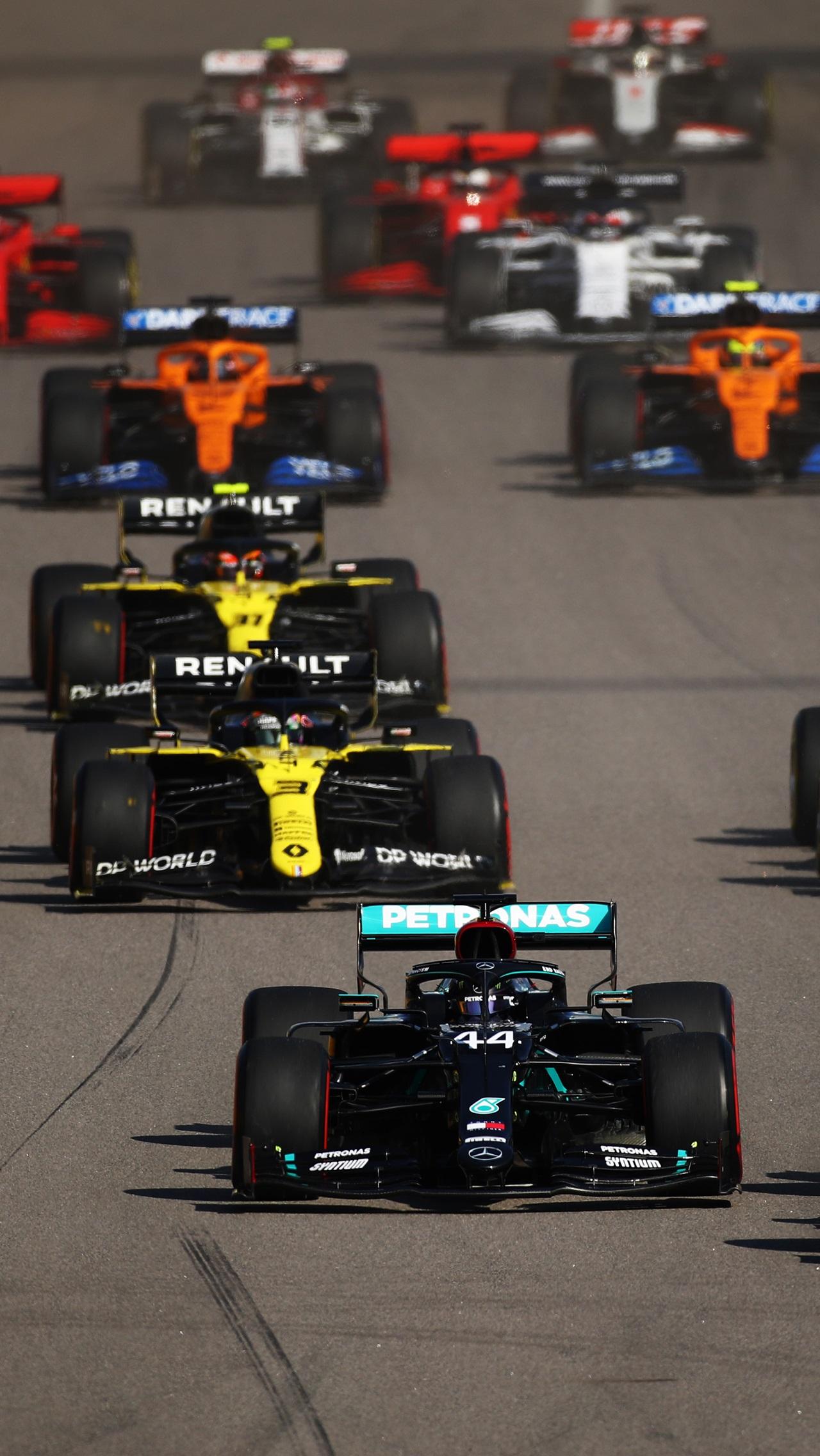 Сколько зарабатывают гонщики Формулы-1