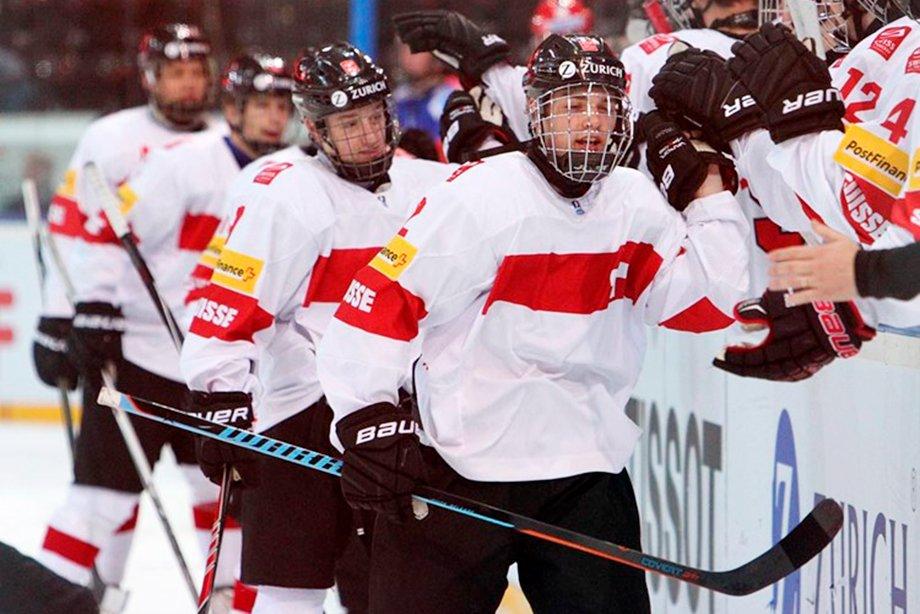 Сокрушительное поражение юниорской сборной России на ЮЧМ в матче со Швейцарией — 0:5