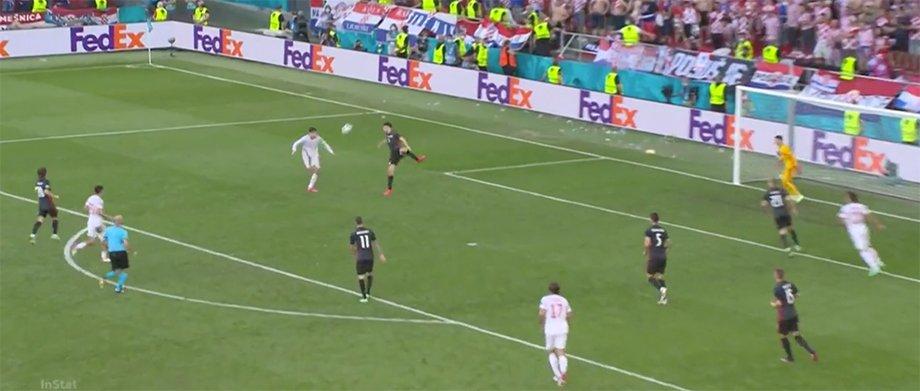 Хорватия и Испания сыграли как во дворе. Было зрелищно, но это не элитный футбол