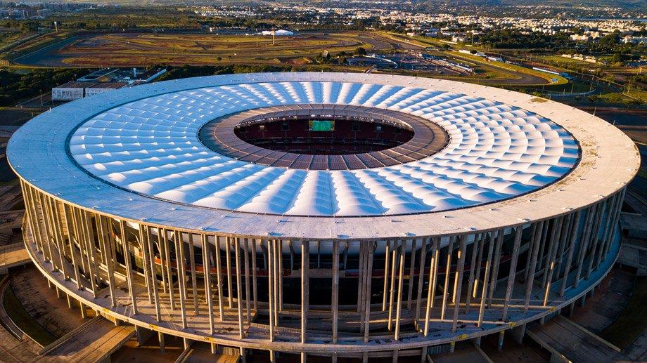 Национальный стадион Манэ Гарринчи