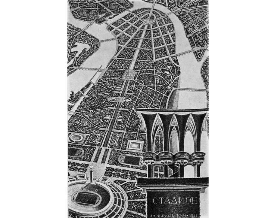 «Арена Санкт-Петербург» построена на легендарном месте. История Крестовского острова