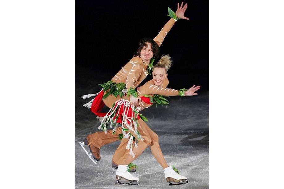 Скандал вокруг танца Оксаны Домниной и Максима Шабалина на Олимпиаде-2010: обвинения в плагиате от аборигенов, поражение