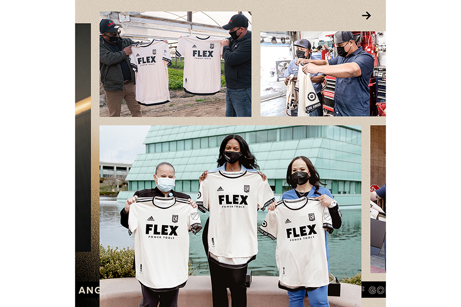 В США знают, как сделать шоу даже из футболки. России очень не хватает такого подхода