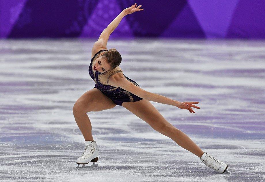 Дисквалификация итальянской фигуристки Каролины Костнер: предательство возлюбленного, донос, тренировки в России