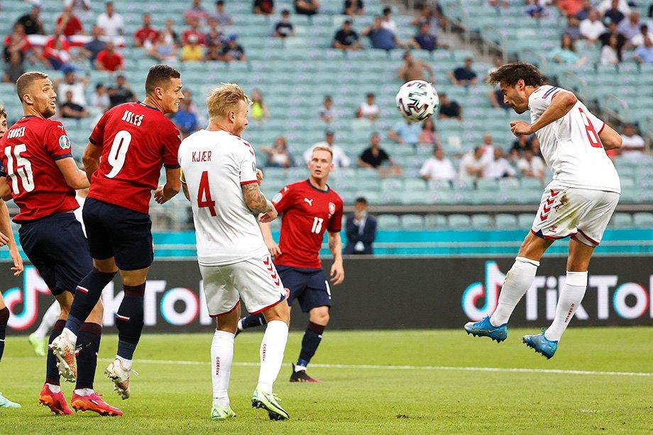 Дания — команда без слабых мест. И у неё есть одна суперспособность