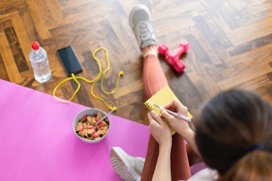 Как правильно ставить себе цели в тренировках: как похудеть и как набрать мышечную массу