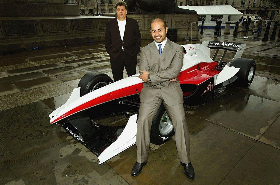 Как выглядела серия «А1 Гран-при» — гоночный чемпионат среди сборных команд