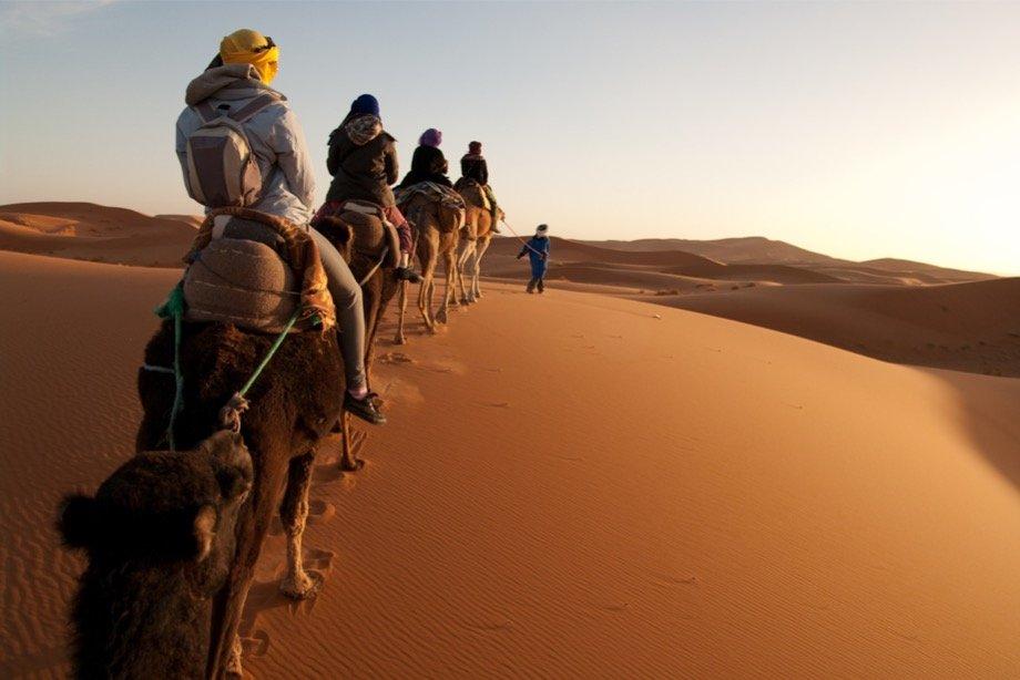 Интересные способы для путешествий по миру: как разнообразить свою поездку