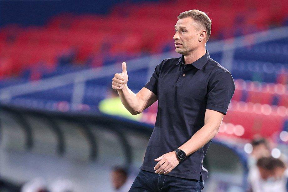 ЦСКА — «Спартак», тренер Алексей Березуцкий одержал самую важную победу в тренерской карьере