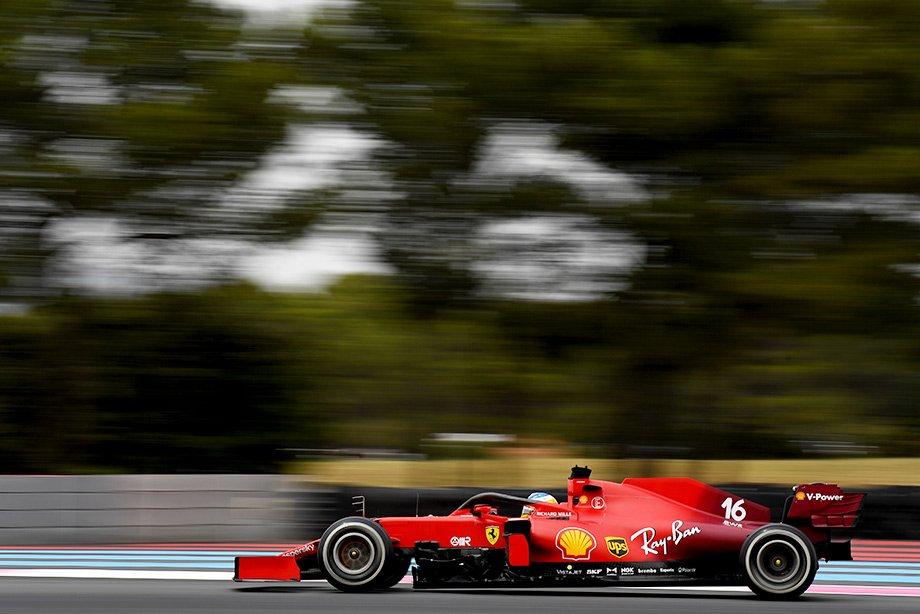 Во Франции «Феррари» впервые в сезоне осталась без очков