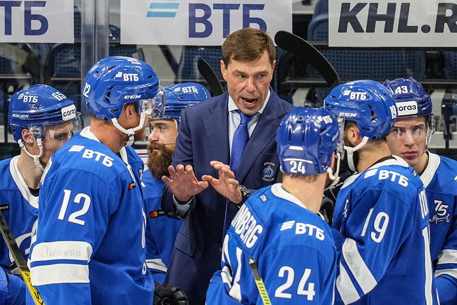 Алексей Кудашов может превзойти рекорд Олега Знарка по победной серии в КХЛ для главного тренера
