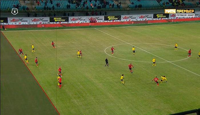 Новый скандал в российском футболе! Почему судьи отменили чистый гол «Ростова»?