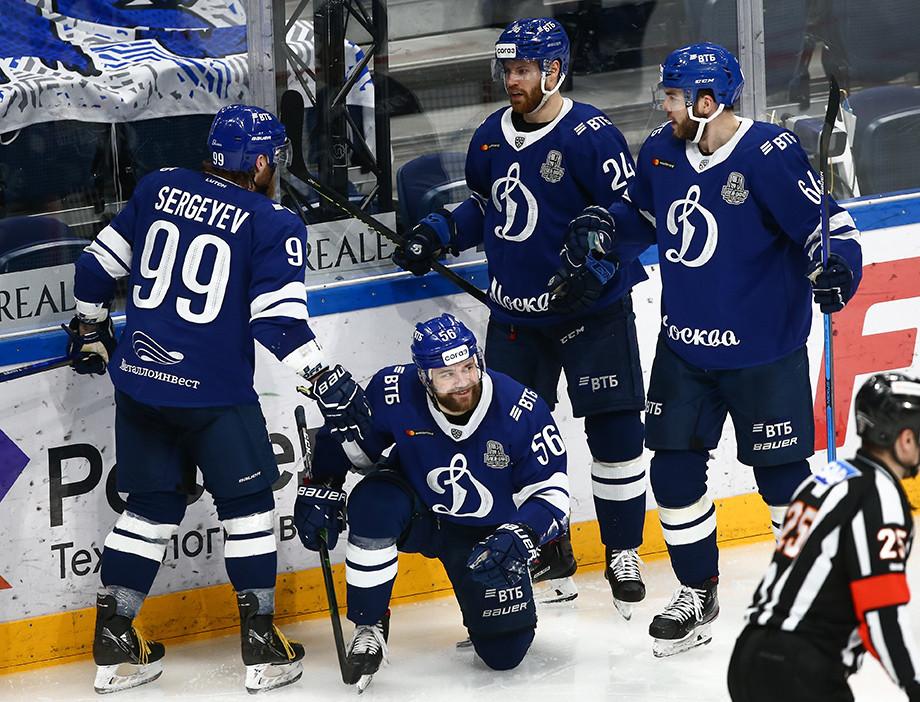 Что происходит в плей-офф КХЛ, итоги сезона для «Динамо», «Салавата», «Магнитки»