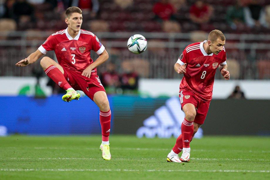 Дивеев незаметно стал незаменимым в сборной. С ним сборная Карпина играет на ноль