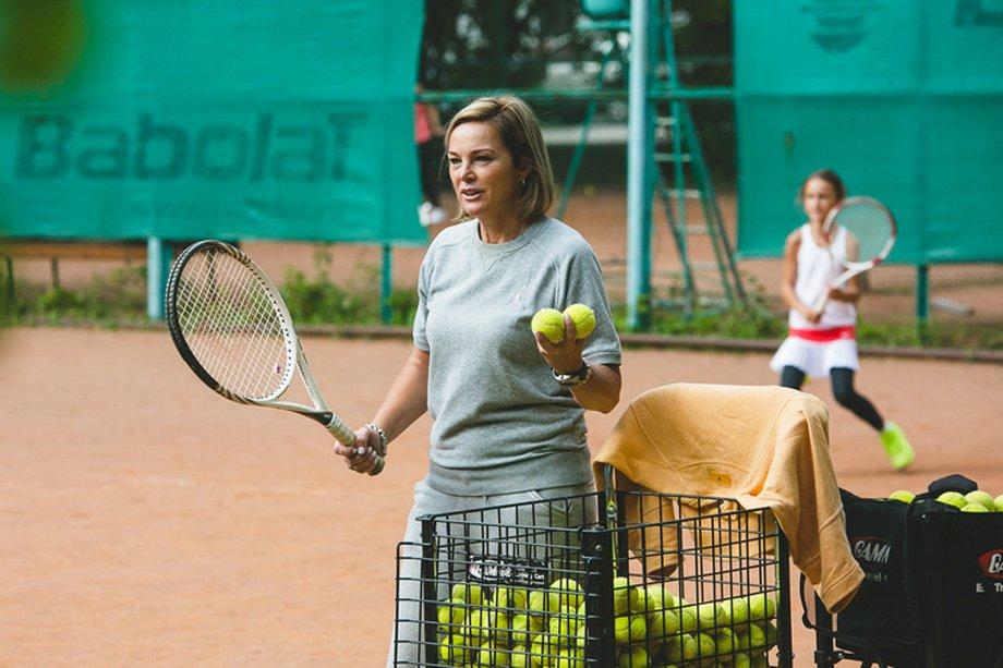 Страшный скандал в российском женском теннисе: знаменитого тренера — мать Андрея Рублёва — обвинили в избиении ученицы