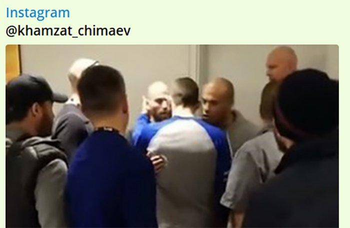 Хамзат Чимаев и Абубакар Нурмагомедов устроили перепалку в «Инстаграме»