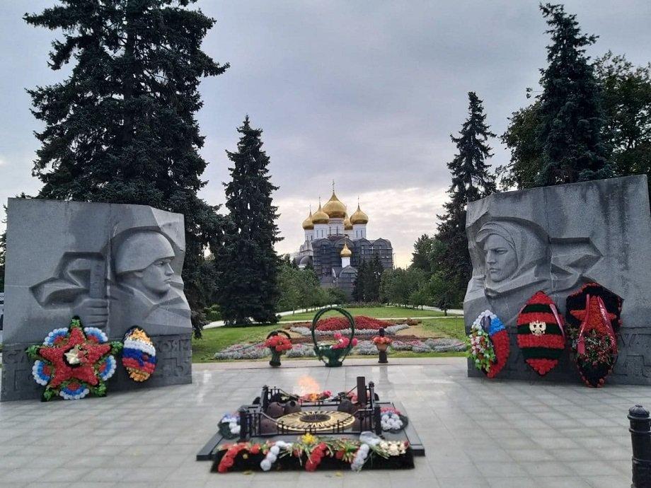 День памяти «Локомотива», онлайн-трансляция церемонии, посвящённой погибшей команде «Локомотив», 10 лет трагедии