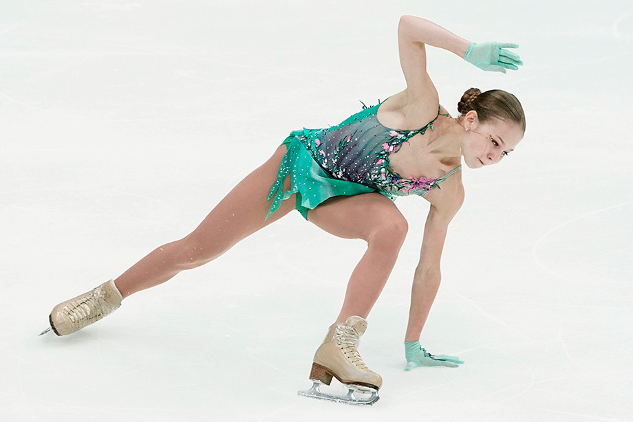 Планы фигуристки Александры Трусовой: выступление до 22 лет, три Олимпиады – шансы на попадание в сборную России
