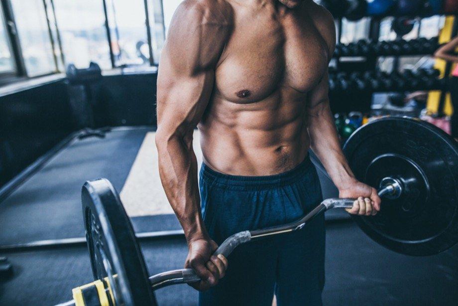 Как накачать мышцы груди, эффективные упражнения на грудь, тренировка для мужчин