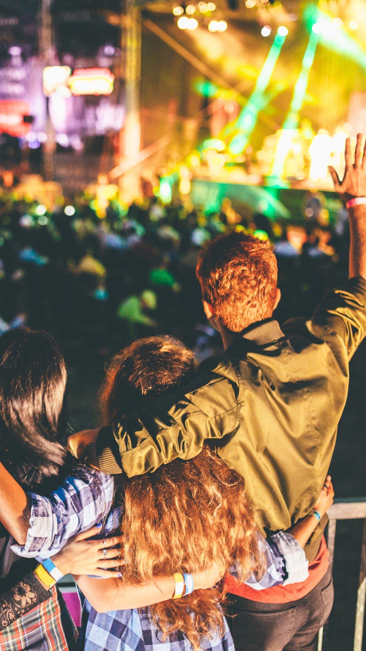 Топ-10 летних музыкальных фестивалей