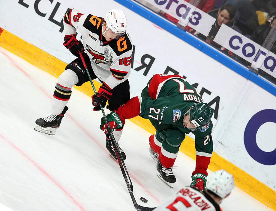 Почему «Ак Барс» проиграл «Авангарду» два первых матча в финале Востока, плей-офф КХЛ — 2021