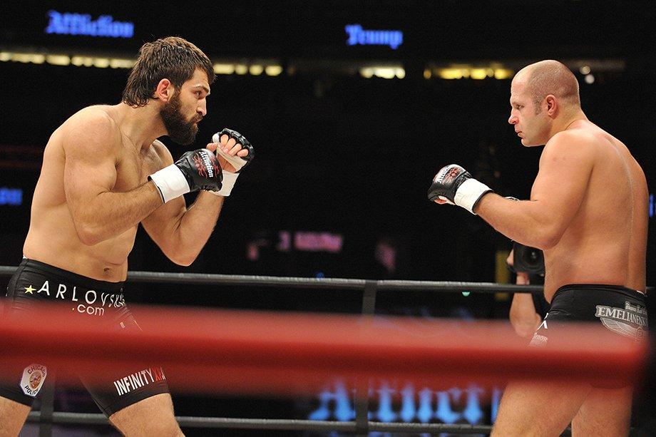 Эксклюзивное интервью с Андреем Орловским — о бое с Емельяненко, карьере и первом российском чемпионе UFC