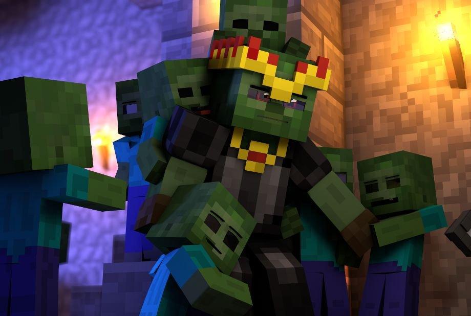 Зомби-дети
