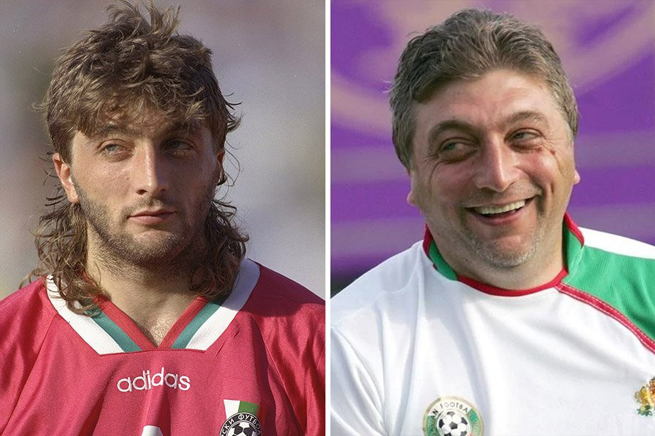 Они выносили Францию и Германию. Где сейчас герои незабываемой сборной Болгарии с ЧМ-1994