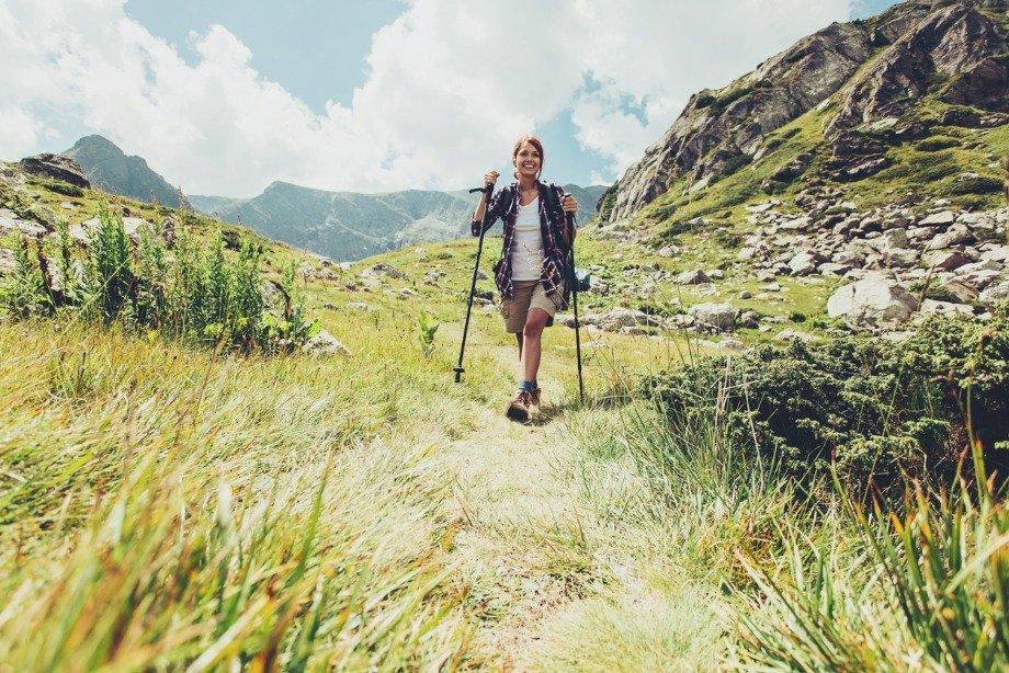 Скандинавская ходьба: что это такое, как похудеть, занимаясь скандинавской ходьбой