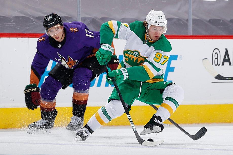 Капризов может бросить НХЛ ради $ 10 млн в России? Что скрывается за главным слухом недели