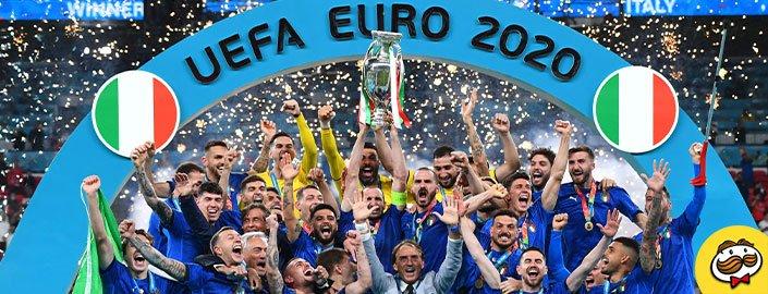 Италия — чемпион Европы. Футбол победил!