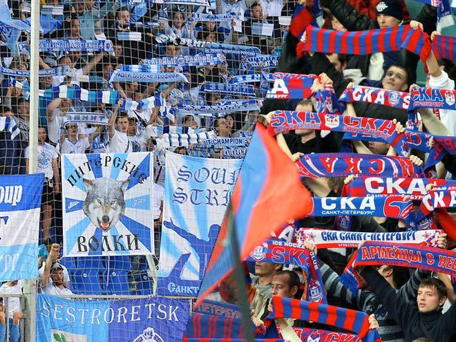 «Зенит» против СКА: сравнение двух самых популярных команд Петербурга