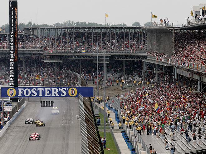 Гран-при США-2005: клиенты «Мишлен» не стартовали из-за проблем с шинами