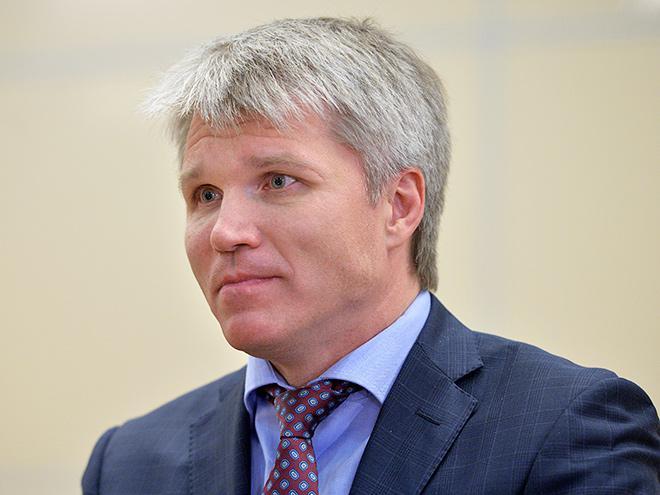 Павел Колобков — новый министр спорта