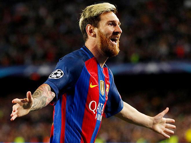 Обзор Лиги чемпионов: Месси делает хет-трик против «Ман Сити»