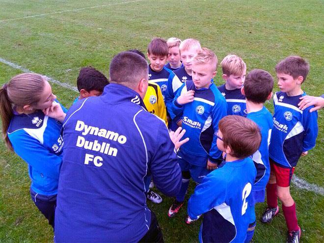 «Динамо» Дублин: как живёт русскоязычный футбольный клуб из Ирландии
