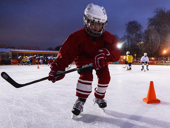 Сколько стоят занятия хоккеем в Москве: «Спартак», ЦСКА, «Динамо»