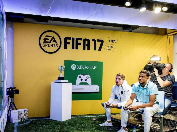 Объявлено о проведении e-Ligue 1 по FIFA 17