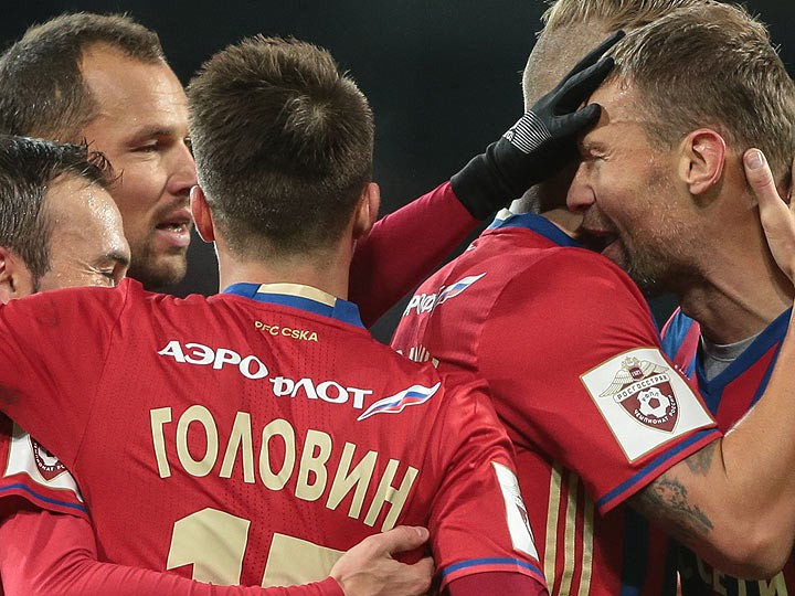 «Анжи» разгромил «Томь» вгостях идогнал «Ростов» с«Краснодаром»