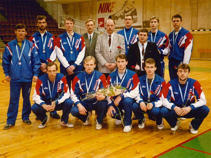 Трагическая история в карьере российского волейболиста Сергея Тетюхина