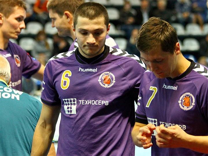 Гандбол. «Чеховские Медведи» и «Ростов-Дон» проиграли в Лиге чемпионов